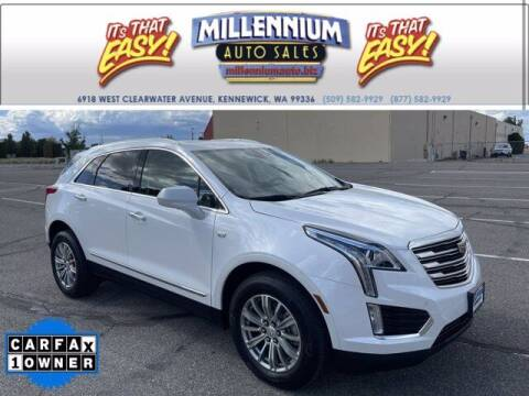 2017 Cadillac XT5 for sale at Millennium Auto Sales in Kennewick WA