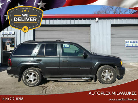 2003 Chevrolet TrailBlazer for sale at Autoplex 3 in Milwaukee WI
