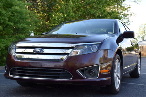 2012 Ford Fusion for sale at Wheel Deal Auto Sales LLC in Norfolk VA