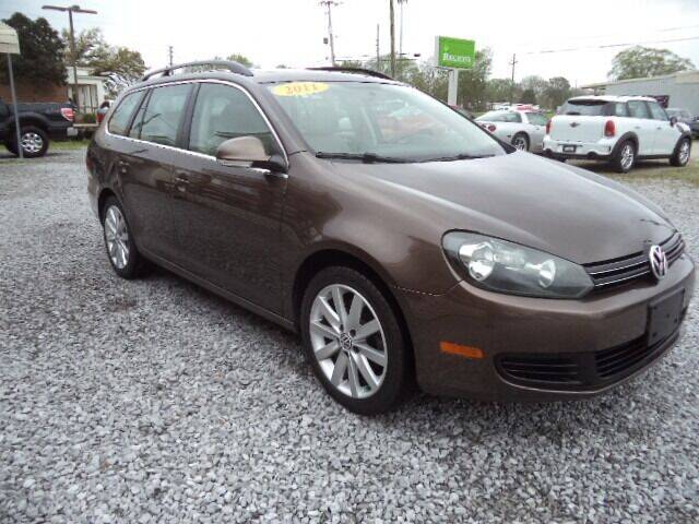 2011 Volkswagen Jetta for sale at PICAYUNE AUTO SALES in Picayune MS