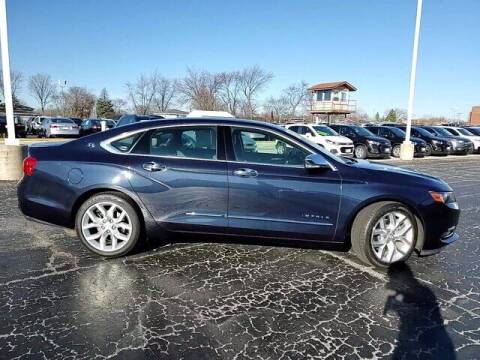 2017 Chevrolet Impala for sale at Hawk Chevrolet of Bridgeview in Bridgeview IL