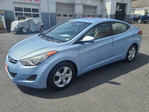 2011 Hyundai Elantra for sale at Driven Motors in Staunton VA