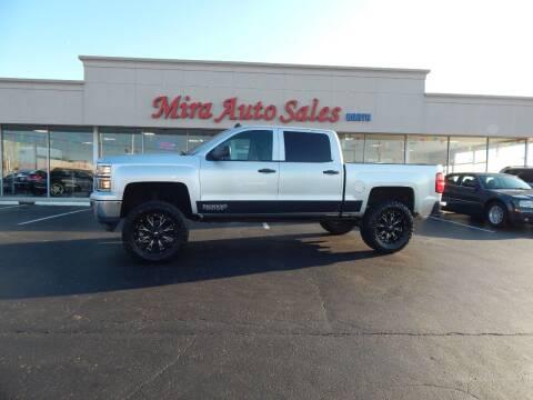 2014 Chevrolet Silverado 1500 for sale at Mira Auto Sales in Dayton OH