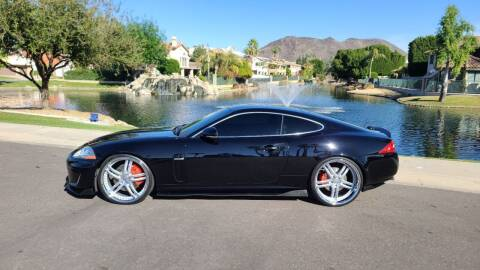 2011 Jaguar XK for sale at Fast Trac Auto Sales in Phoenix AZ