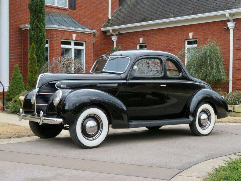 1939 Ford Business Coupe for sale at Drager's International Classic Sales in Burlington WA