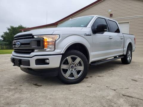 2018 Ford F-150 for sale at Real Deals of Florence, LLC in Effingham SC