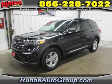 2020 Ford Explorer for sale at Runde Chevrolet in East Dubuque IL