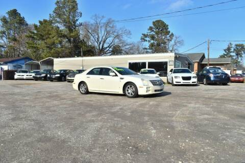 2008 Cadillac STS for sale at Barrett Auto Sales in North Augusta SC