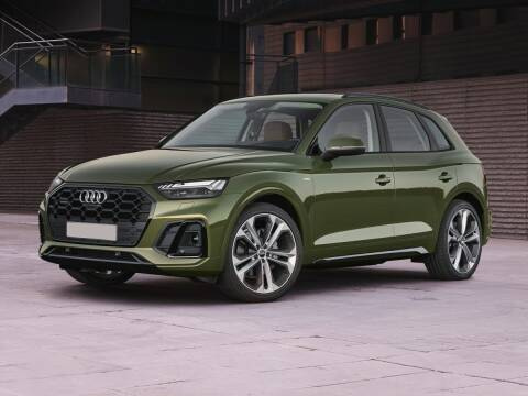 2021 Audi Q5 for sale at CHEVROLET OF SMITHTOWN in Saint James NY