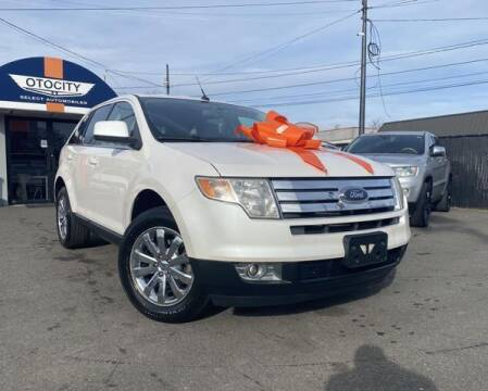 2010 Ford Edge for sale at OTOCITY in Totowa NJ