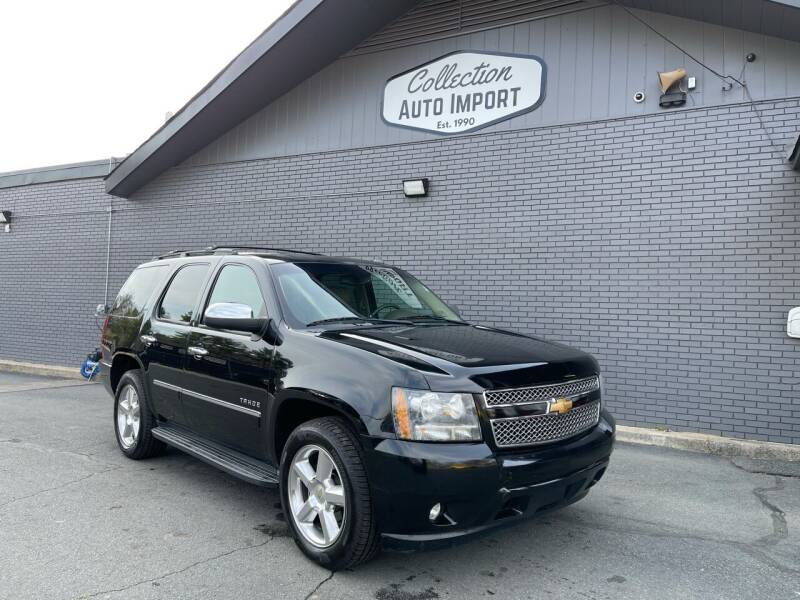 2013 Chevrolet Tahoe for sale at Collection Auto Import in Charlotte NC