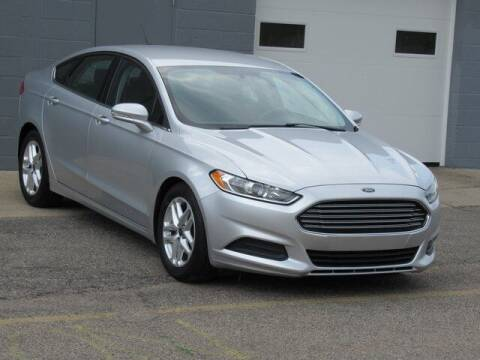 2015 Ford Fusion for sale at K&M Wayland Chrysler  Dodge Jeep Ram in Wayland MI