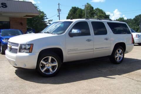 2012 Chevrolet Suburban for sale at HILLCREST MOTORS LLC in Byram MS