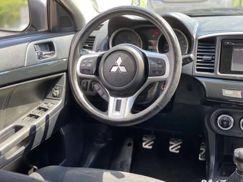 2015 Mitsubishi Lancer Evolution