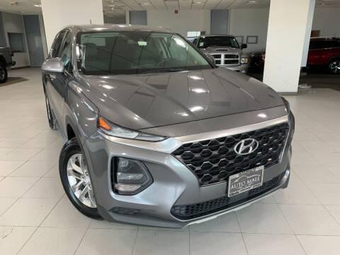 2019 Hyundai Santa Fe for sale at Auto Mall of Springfield in Springfield IL