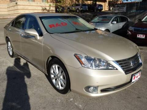 2011 Lexus ES 350 for sale at R & D Motors in Austin TX