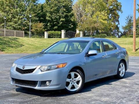 2009 Acura TSX for sale at Sebar Inc. in Greensboro NC