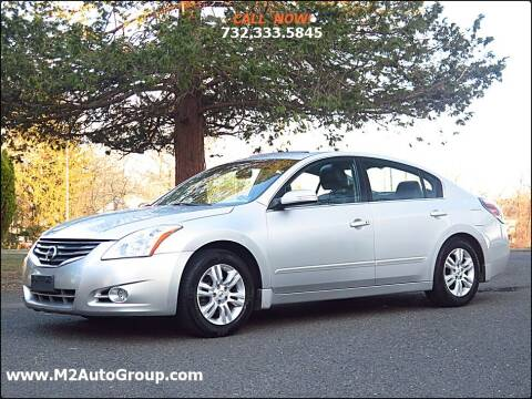 2012 Nissan Altima for sale at M2 Auto Group Llc. EAST BRUNSWICK in East Brunswick NJ