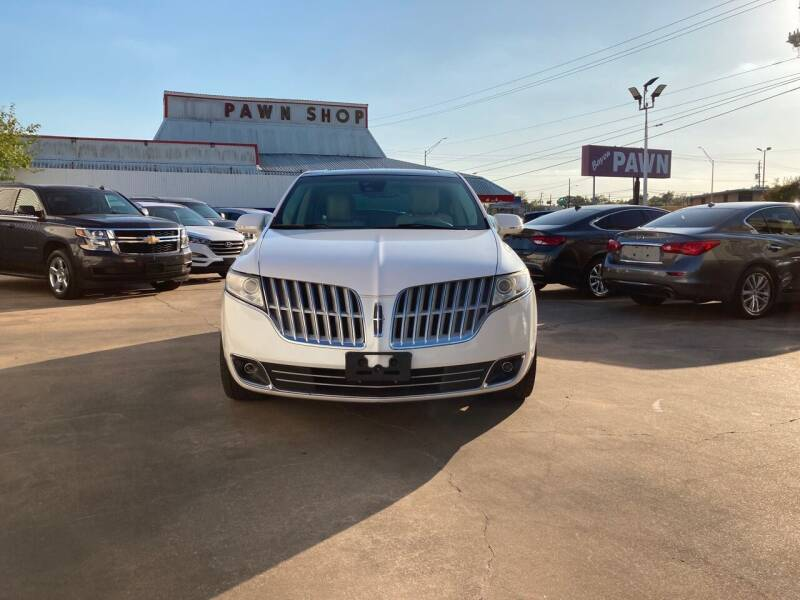 2012 Lincoln MKT AWD EcoBoost 4dr Crossover - Houston TX