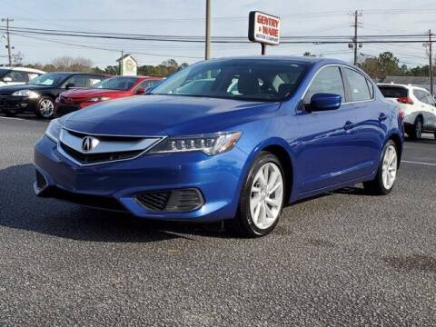 2018 Acura ILX for sale at Gentry & Ware Motor Co. in Opelika AL