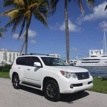 2010 Lexus GX 460 for sale at Choice Auto in Fort Lauderdale FL