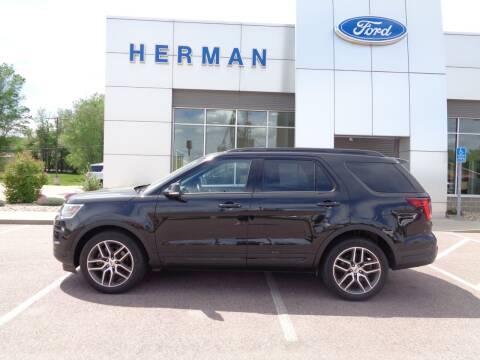 2019 Ford Explorer for sale at Herman Motors in Luverne MN