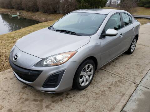 2011 Mazda MAZDA3 for sale at Exclusive Automotive in West Chester OH