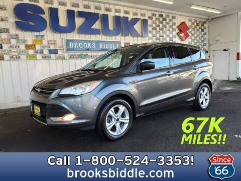 2016 Ford Escape for sale at BROOKS BIDDLE AUTOMOTIVE in Bothell WA