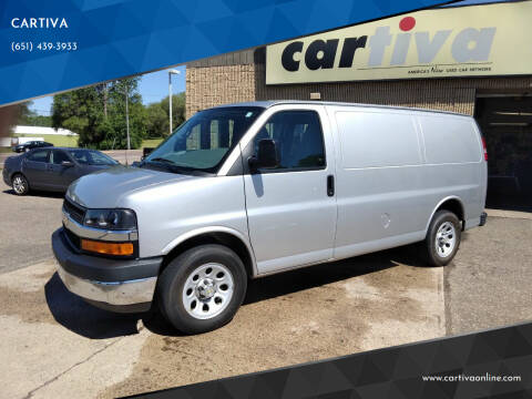 2011 Chevrolet Express Cargo for sale at CARTIVA in Stillwater MN