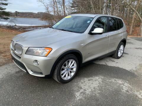 2014 BMW X3 for sale at Elite Pre-Owned Auto in Peabody MA