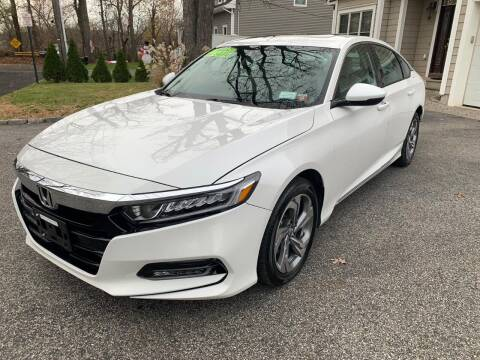 2018 Honda Accord for sale at Pinnacle Automotive Group in Roselle NJ