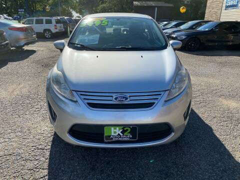 2012 Ford Fiesta for sale at BK2 Auto Sales in Beloit WI