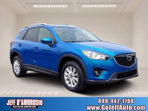 2014 Mazda CX-5 for sale at Jeff D'Ambrosio Auto Group in Downingtown PA
