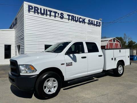 2016 RAM Ram Pickup 2500 for sale at Pruitt's Truck Sales in Marietta GA