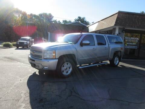 2010 Chevrolet Silverado 1500 for sale at Millbrook Auto Sales in Duxbury MA