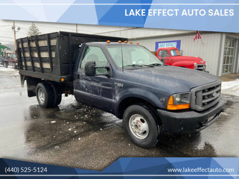2000 Ford F-350 Super Duty for sale at Lake Effect Auto Sales in Chardon OH