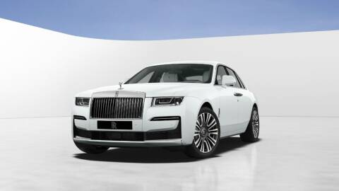 2022 Rolls-Royce Ghost for sale at Bespoke Motor Group in Jericho NY