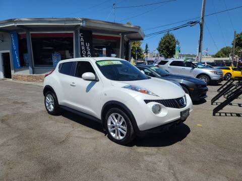 2013 Nissan JUKE for sale at Imports Auto Sales & Service in San Leandro CA