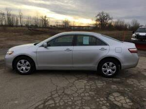 2008 Toyota Camry for sale at Cj king of car loans/JJ's Best Auto Sales in Troy MI