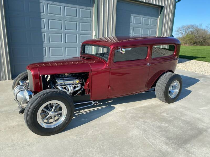 1932 Ford Street Rod for sale at Ryans Auto Sales in Muncie IN