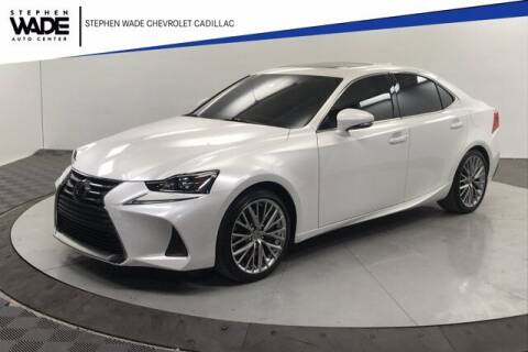 2017 Lexus IS 200t for sale at Stephen Wade Pre-Owned Supercenter in Saint George UT