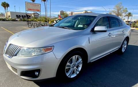 2010 Lincoln MKS for sale at Charlie Cheap Car in Las Vegas NV