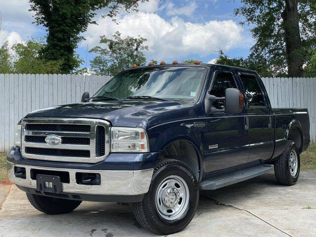 2006 Ford F-250 Super Duty for sale at Global Pre-Owned in Fayetteville GA