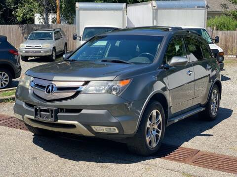 2007 Acura MDX for sale at AMA Auto Sales LLC in Ringwood NJ