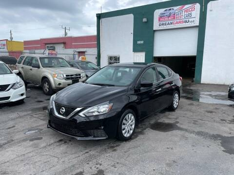 2019 Nissan Sentra for sale at Dream Cars 4 U in Hollywood FL