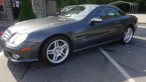 2008 Mercedes-Benz SL-Class for sale at Driven Pre-Owned in Lenoir NC