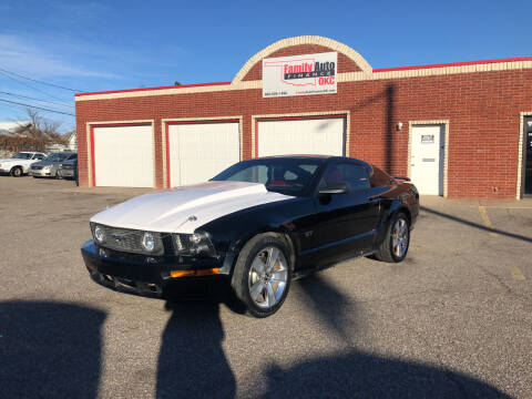 2006 Ford Mustang for sale at Family Auto Finance OKC LLC in Oklahoma City OK