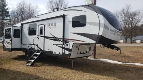 2021 Forest River Rockwood Ultra Lite 2898KS for sale at McDowell RV Sales, Inc in North Branch MI