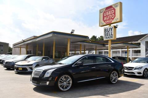 2014 Cadillac XTS for sale at Houston Used Auto Sales in Houston TX
