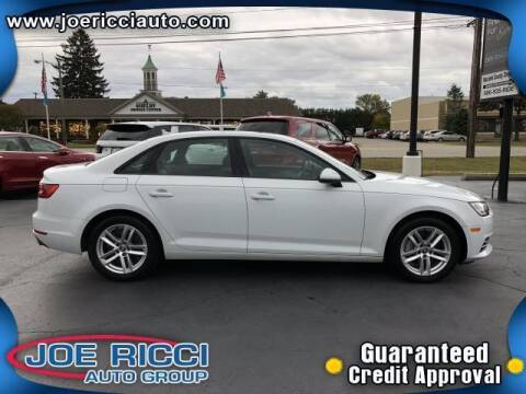 2017 Audi A4 for sale at Mr Intellectual Cars in Shelby Township MI